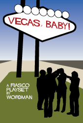 Cover for Vegas, Baby!